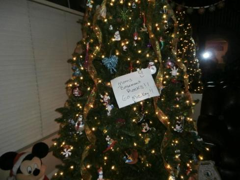 DISNEY Geek Tree by Tracey