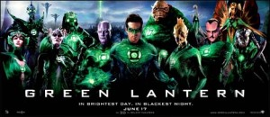 Green-Lantern Movie poster