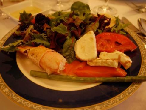 Club 33 Salad