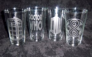 doctor who glasses