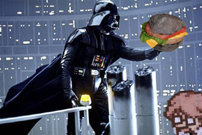 darth burger