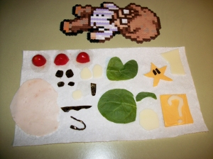 bento ingredients