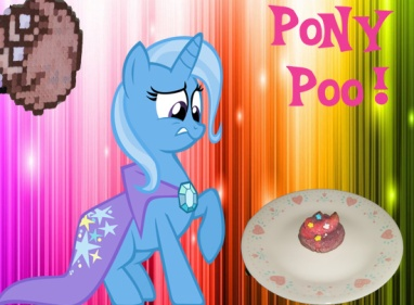 my pony poo
