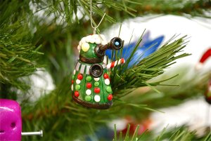 dalek ornament