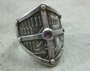 shield ring