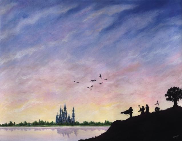 Penultimate Fantasy by kalessaradan