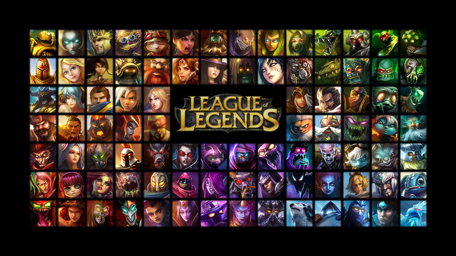 free characters league of legends