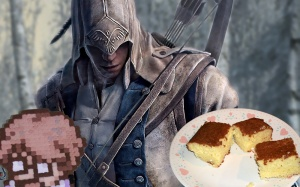 main milk cake