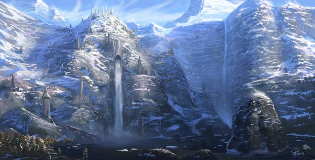 Frost Kingdom by KennethFairclough