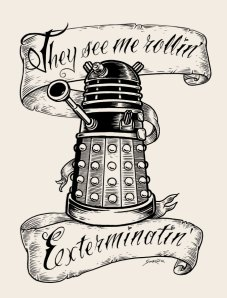 dirty dalek